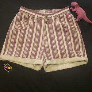 Arizona Stripe Shorts